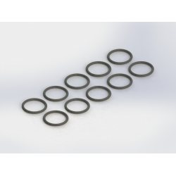 Team Durango O-RING 9x1mm (10pcs)