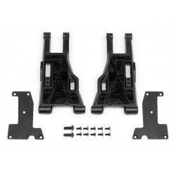 HB Racing FRONT SUSPENSION ARM SET HB109839
