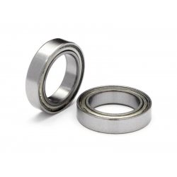 HB Racing BALL BEARING 12x18x4mm (2pcs) HBB033