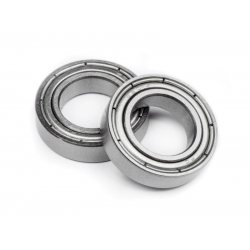HB Racing BALL BEARING 12x21x5mm (2pcs) HBB034
