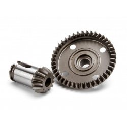 HB Racing Diff Ring / Input Gear Set (43/13) HB114743