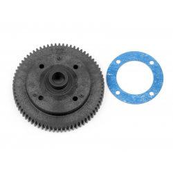 HB Racing HB113071 D413 SPUR GEAR (72T)