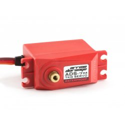 ARRMA AR390136 ADS-7M V2 6.5kg Waterproof Servo Red
