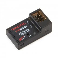 ARRMA RC Tactic TR325 3-Channel Receiver 2.4GHZ