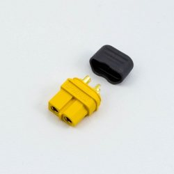 Ultimate Racing XT60 CONNECTOR MALE (1pcs)