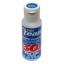 Team Associated Silicone Shock Fluid 30wt/350cst