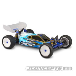 JConcepts P2 - B6 | B6D | B6.1 High-Speed body with Aero wing Normal/ Lightweight
