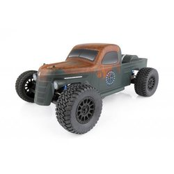 Team Associated Trophy Rat Ready-To-Run Lipo package