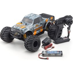 Kyosho MONSTER TRACKER 1:10 EP (KT232P) - T2 READYSET
