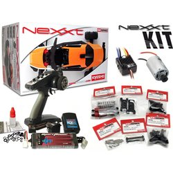 Kyosho PACK NEXXT KIT FULL SET (KT231P-KS202-ORI10338E-ORI30197) EU PLUG