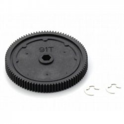 Kyosho Sand Master Spur Gear (91T)