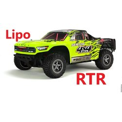 ARRMA RC 1/10 SENTON 4x4 2S BLX Brushless SCT RTR LiPo package
