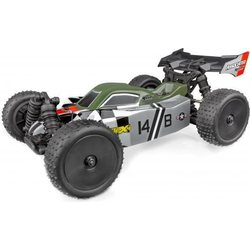 Team Associated Reflex 14B Ready-To-Run LiPo akulla ja laturilla