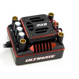 Ultimate Racing ULTIMATE MX8 RACE BRUSHLESS ESC (220A/2-6S)