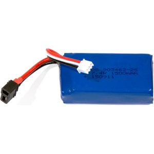 Vapex Li-Po Battery 2S 7,4V 1500mAh T-connector