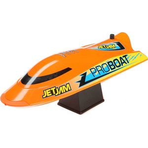 "Proboat Jet Jam 12"" Pool Racer, Orange: RTR (PRB08031T1)"