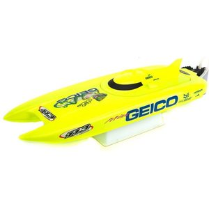 Proboat Miss Geico 17-inch Catamaran Brushed: RTR INT (PRB08019I)