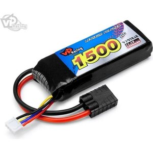 Vapex Li-Po Battery 3S 11,1V 1500mAh 25C TRX-connector