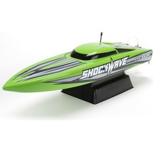 "Proboat Shockwave 26"" Brushless Deep-V RTR LiPo paketti"