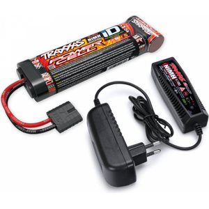 Traxxas 2983X Battery/charger completer pack 2969G and 2923X