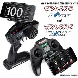 Traxxas 6532 Phone Mount for TQi and Aton Transmitter