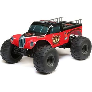ECX Axe RTR: 1/10 2wd Monster Truck