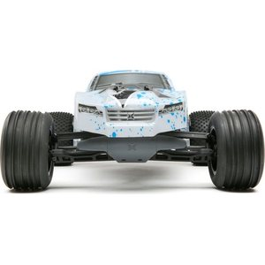 ECX 1/10 2wd Circuit Brushed,Lipo: White/Blue RTR INT