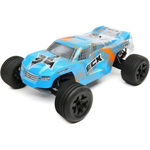 ECX 1/10 2wd Circuit Brushed, Lipo: White/Orange RTR INT