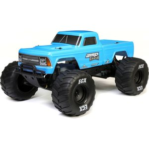 ECX 1/10 Amp Crush 2WD Monster Truck Brushed RTR International