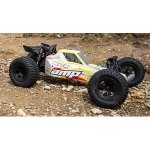 ECX AMP DB 1:10 2WD Desert Buggy: White/Red RTR INT