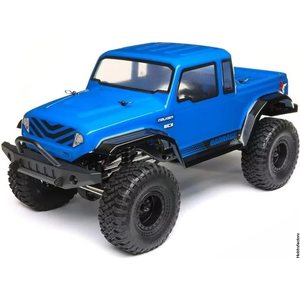 ECX Barrage 2.0 Brushed 1/12 4WD RTR. Yellow/Blue