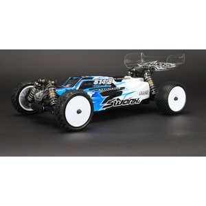 SWorkz S14-3 1/10 4WD EP Off Road Racing Buggy Pro Kit
