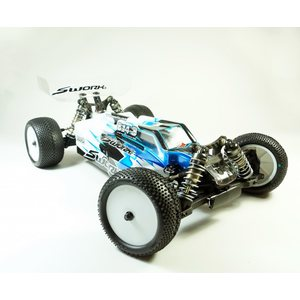 SWorkz S14-3 Dirt 1/10 4WD EP Off Road Racing Buggy Pro Kit