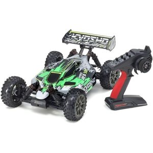 Kyosho Inferno Neo 3.0VE 1:8 RC Brushless EP Readyset - T1 Green K.34108T1B