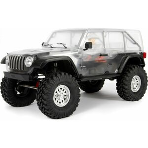 Axial SCX10III Jeep JLU Wrangler with Portals: 1/10th KIT AXI03007