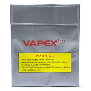 Vapex Charging Bag Li-Po 18 x 22cm