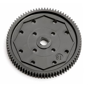 Team Associated 9651 Kimbrough 81 tooth 48 pitch Spur Gear