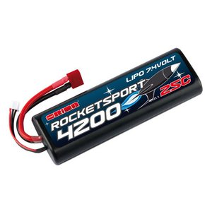 Team Orion Rocket Sport 4200 LiPo 7,4V (Deans Plug) ORI14165