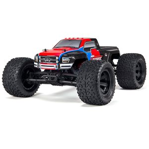 ARRMA RC Granite Voltage 2WD MEGA RTR NiMh paketti