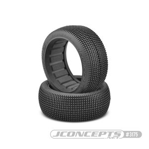 JConcepts Stalkers - blue compound - (fits 1/8th buggy)