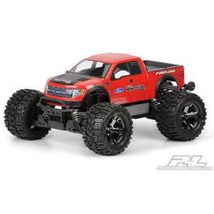 Pro-Line Ford® F-150 SVT Raptor Clear Body for Stampede®