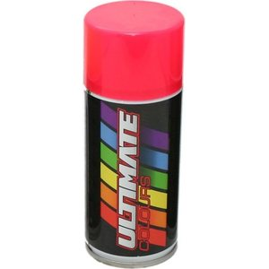 Ultimate Racing Fluorescent Red