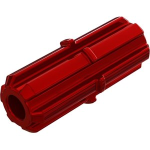 ARRMA RC SLIPPER SHAFT (RED) (1PC) AR310881 (ARAC9102)