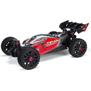 ARRMA RC TYPHON 4X4 3S BLX Speed Buggy