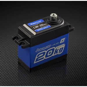 Power HD LW-20MG Digital Servo (Waterproof) 20kg / 0.16sec