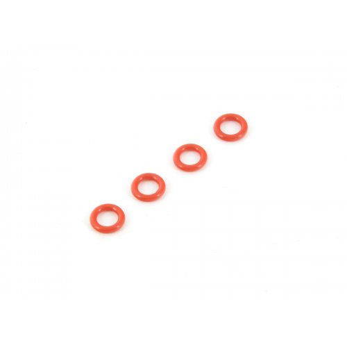 ARRMA AR716011 O-Ring P-5 4.5x1.5mm Red (4)