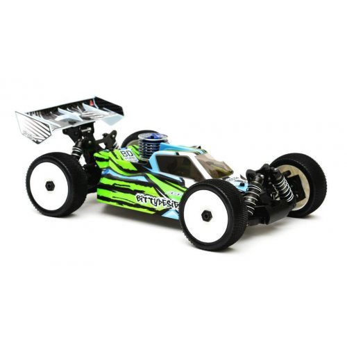 Bittydesign BittyDesign Force clear 1/8 buggy body X-Ray XB8