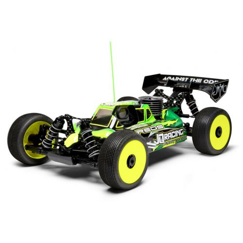 JQ Racing THEeCar Grey Edition 1/8th Electric buggy kit