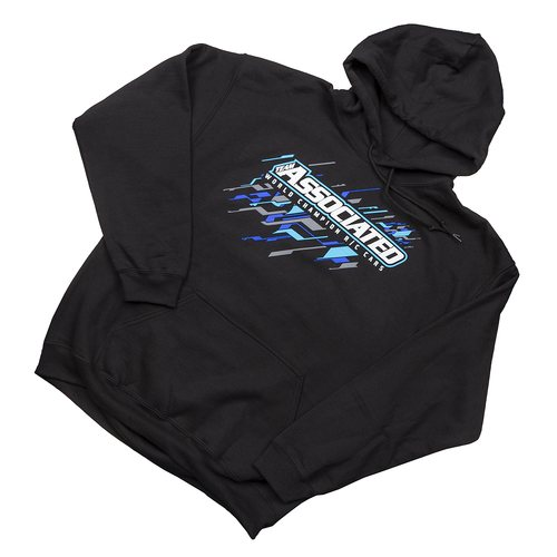 Team Associated SP125S SP125S AE 2017 Worlds Pullover, black, S