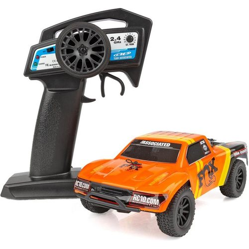 Team Associated 20157 SC28 RTR FOX Factory Truck